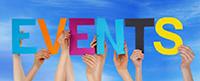 Logo eventi Istituto Vitruvio
